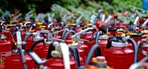 Extintores y accesorios en Murcia